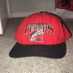 Vintage Maryland Terps hat